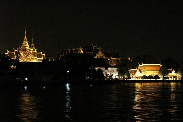 Grand Palace at Night