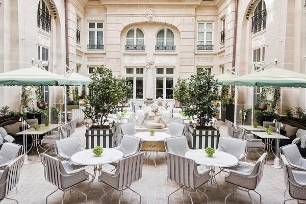 Hôtel de Crillon - Paris, France
