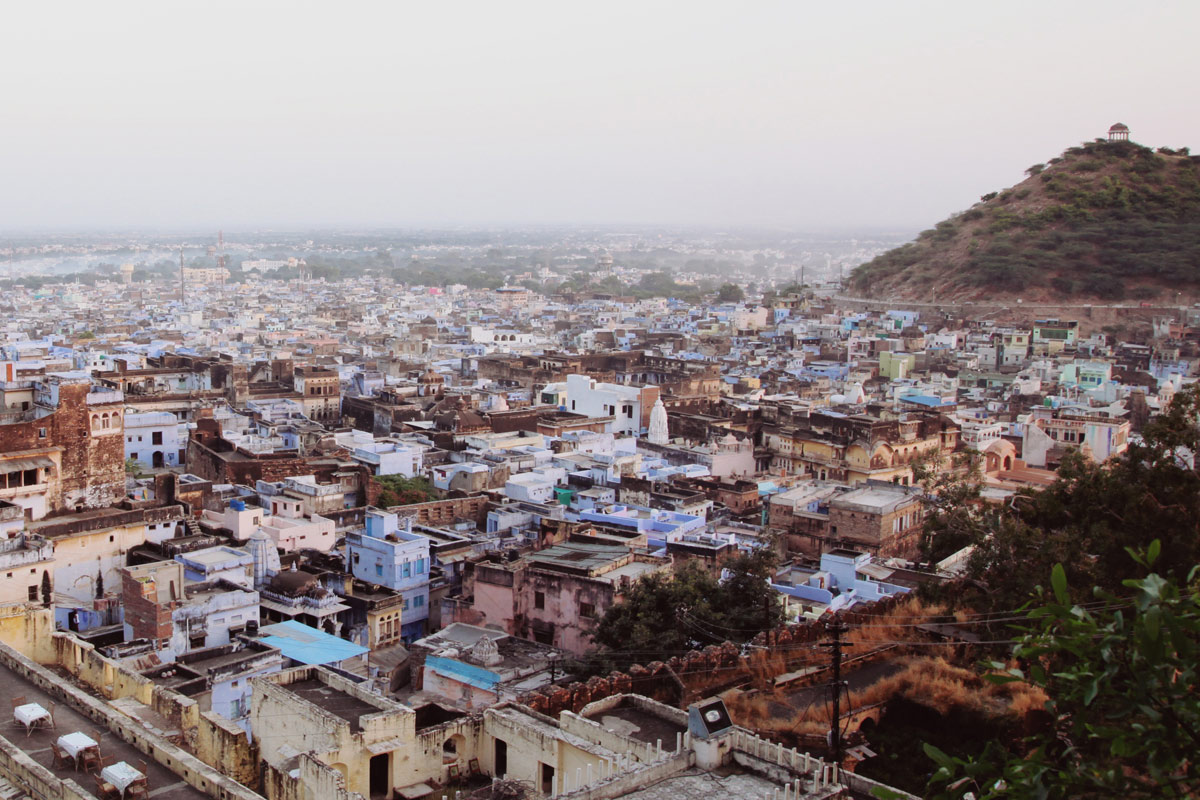 ust a little off the beaten path of the Rajasthan tourist trail in India.