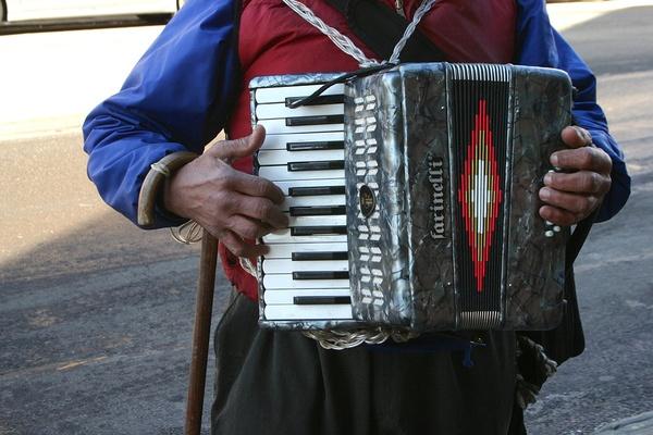 Street Performer - Sunset Park, Brooklyn