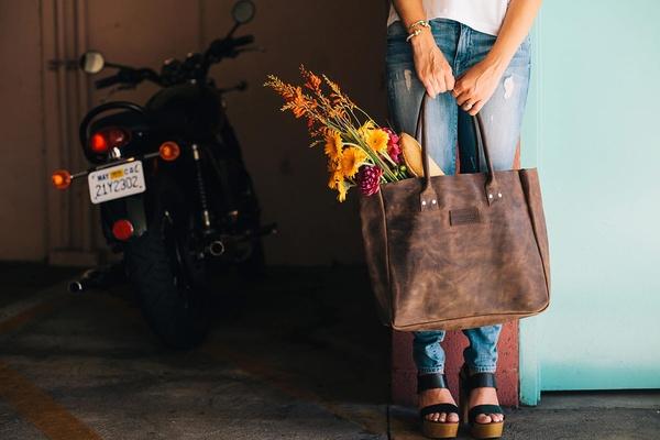 Parker Clay Bag