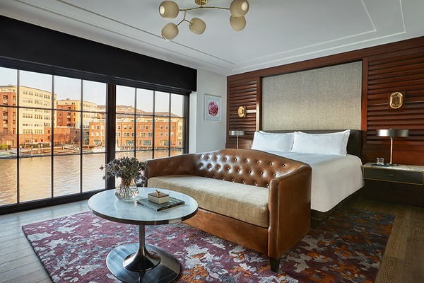 Sagamore Pendry Baltimore Room