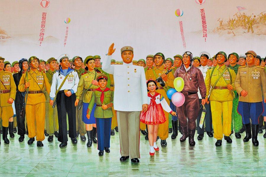 Propaganda Mural