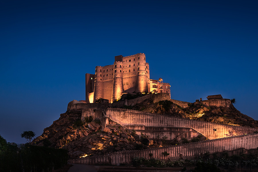 Alila Fort Bishangarh - Jaipur, India
