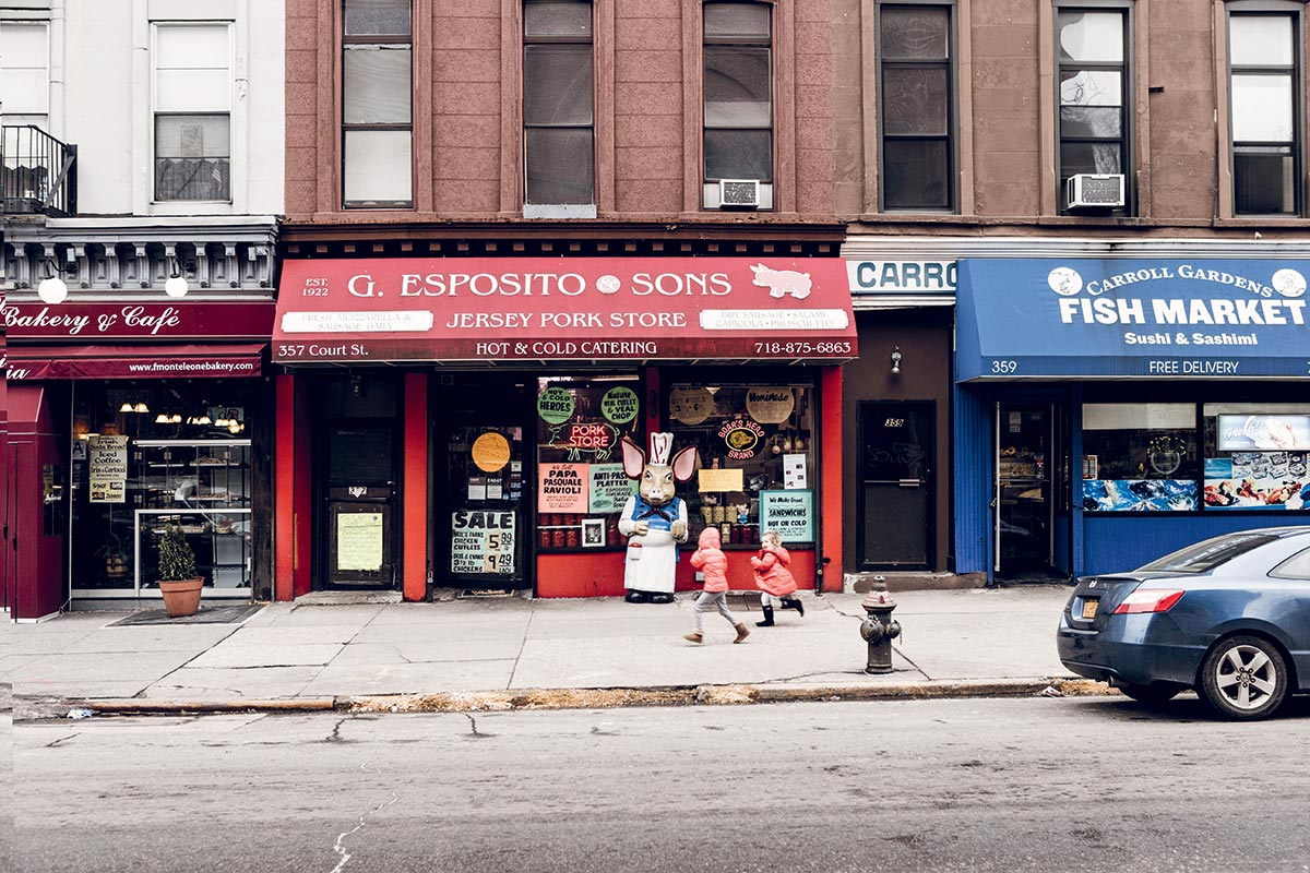 Bien Cuit G. Esposito and Sons Jersey Pork Store