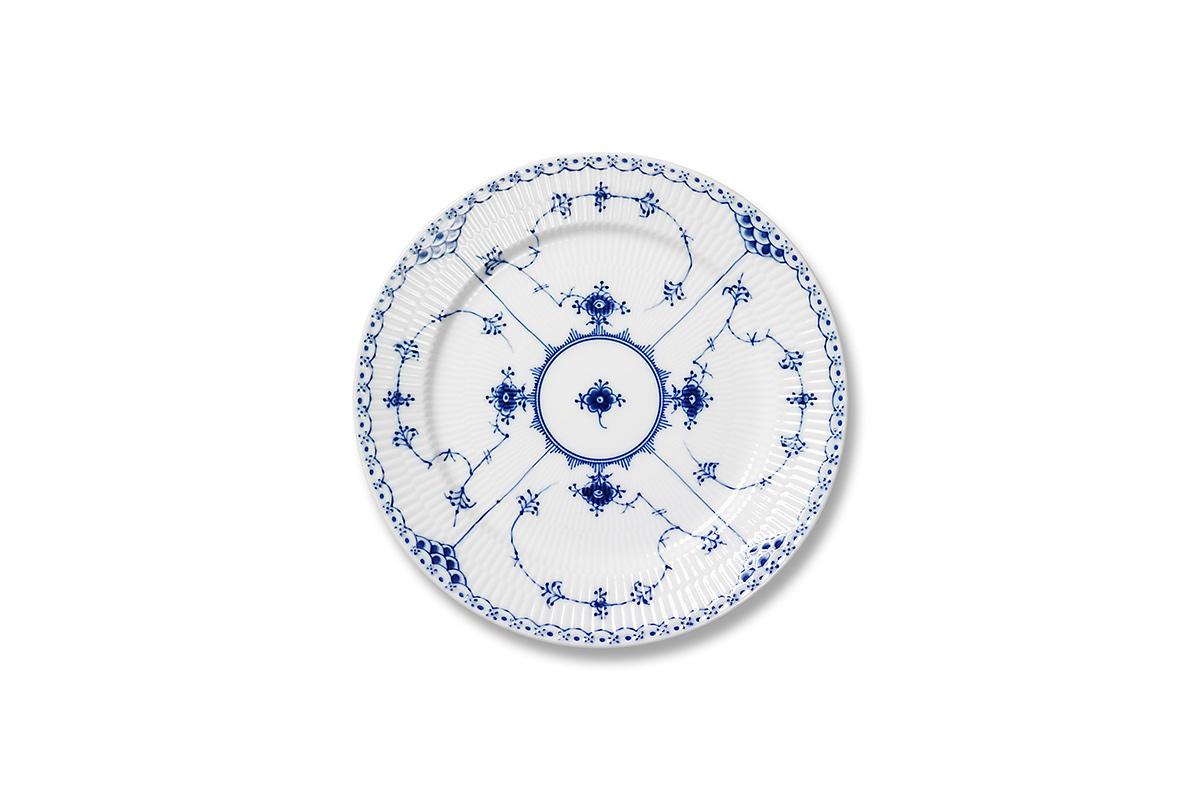 Royal Copenhagen Dinner Plate