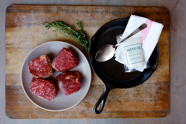 Curated Steak Box From Snake River Farms