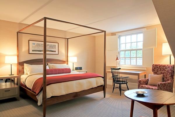 Woodstock Inn & Resort Guestroom