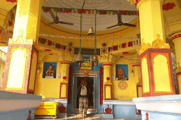 Maheshwar Templ - India