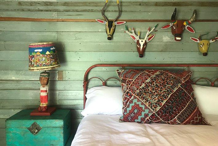 Rancho Pillow - Round Top, Texas