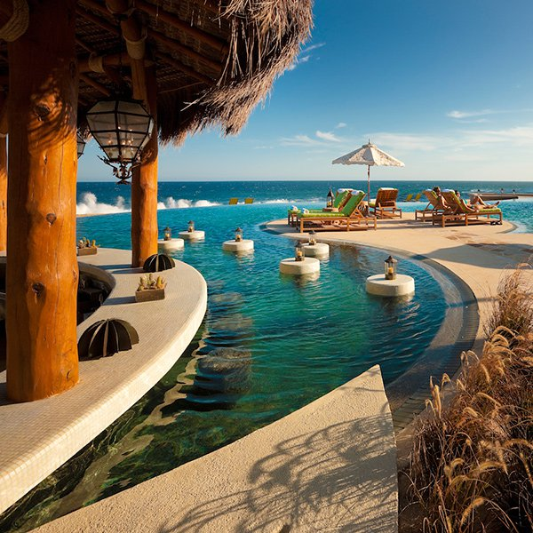 Cabo San Lucas, Mexico / @resortatpedregal