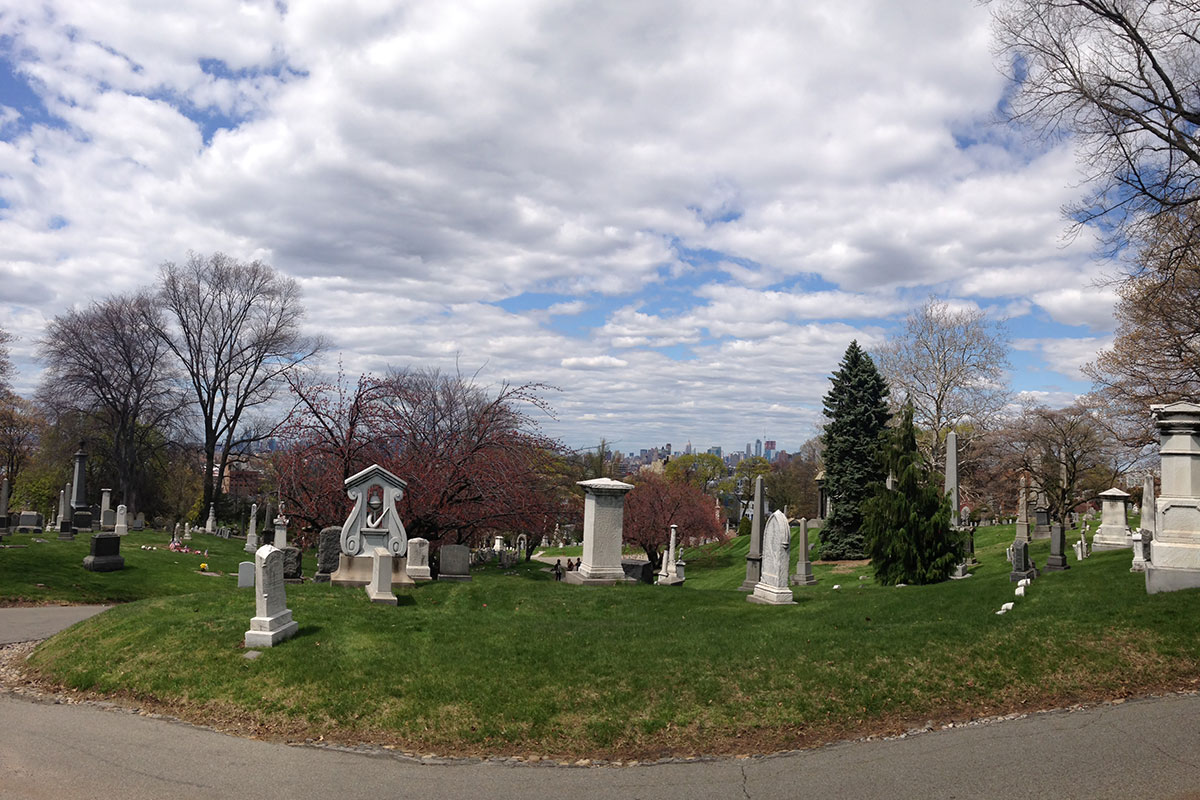 Green-Wood Cemetery - Sunset Park, Brooklyn