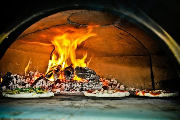 Enoteca pizza restaurant, Ketchum, Idaho