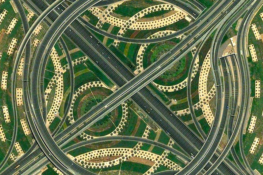 Dubai Interchange