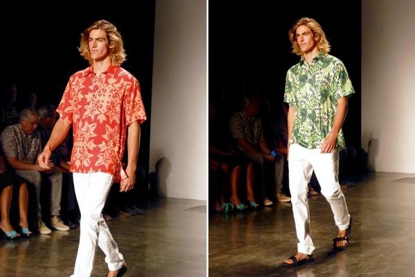 Hawaii Fashion Week