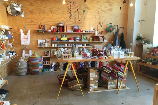 Poketo Arts District store