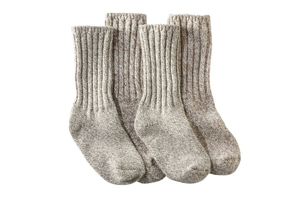 L.L. Bean Merino Wool Ragg Sock