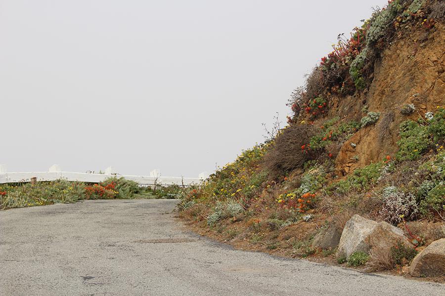 Big Sur Point Sur Lightstation - Big Sur, California