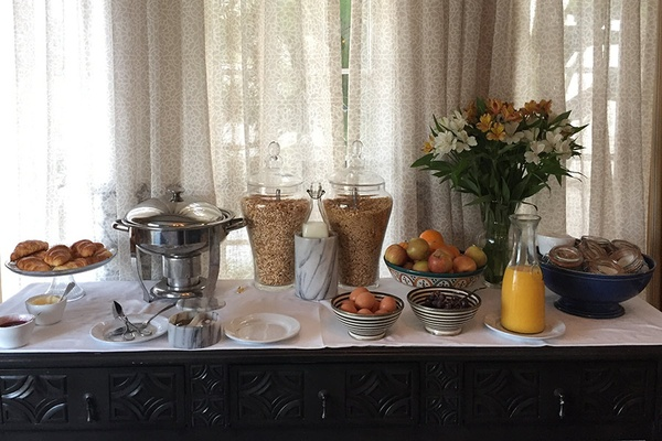 Casa Laguna Hotel & Spa breakfast