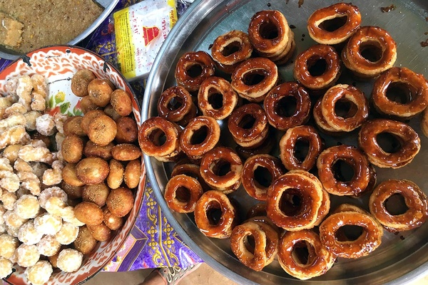 Cambodian Donuts