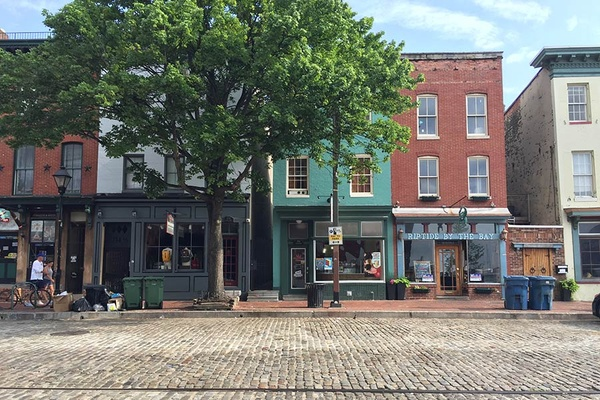 Fells Point - Baltimore, Maryland