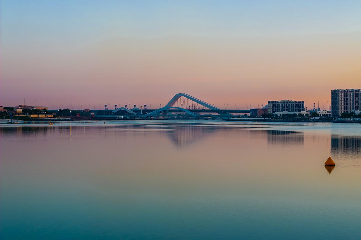 Views from Shangri La Abu Dhabi