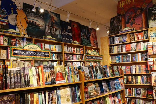 Books of Wonder store in New York City.