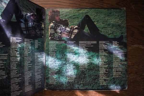 Album Interior