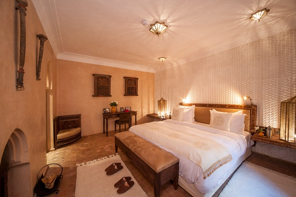 Junior Suite, Almaha Marrakech