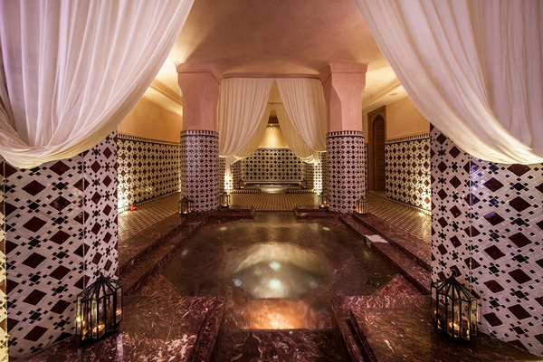 Spa, Almaha Marrakech