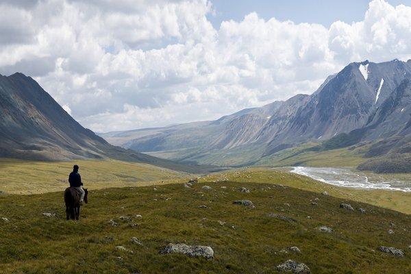 Altay Mountains, Mongolia