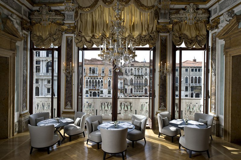 Piano Nobile Dining Room