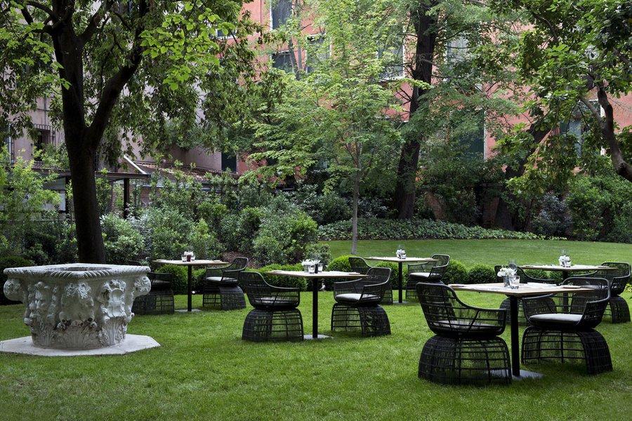 Interior Garden Terrace