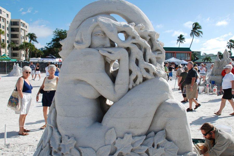 American Sand Sculpting Championships