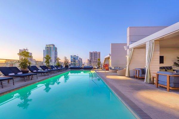 Andaz San Diego hotel in California