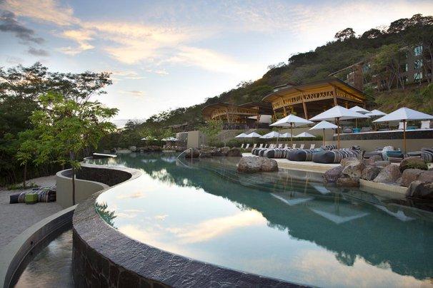 Andaz Peninsula Papagayo Resort in Costa Rica