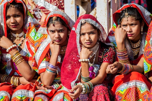 Pushkar, India 1