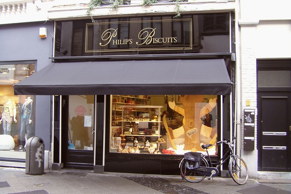 Phillip's Biscuits, Antwerp