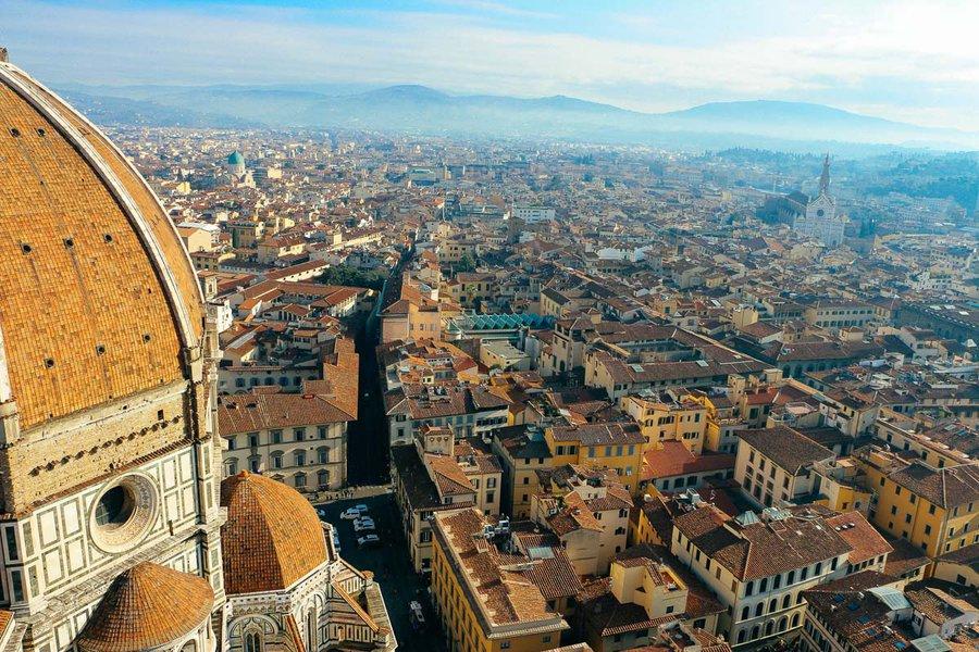 Italy is Orange