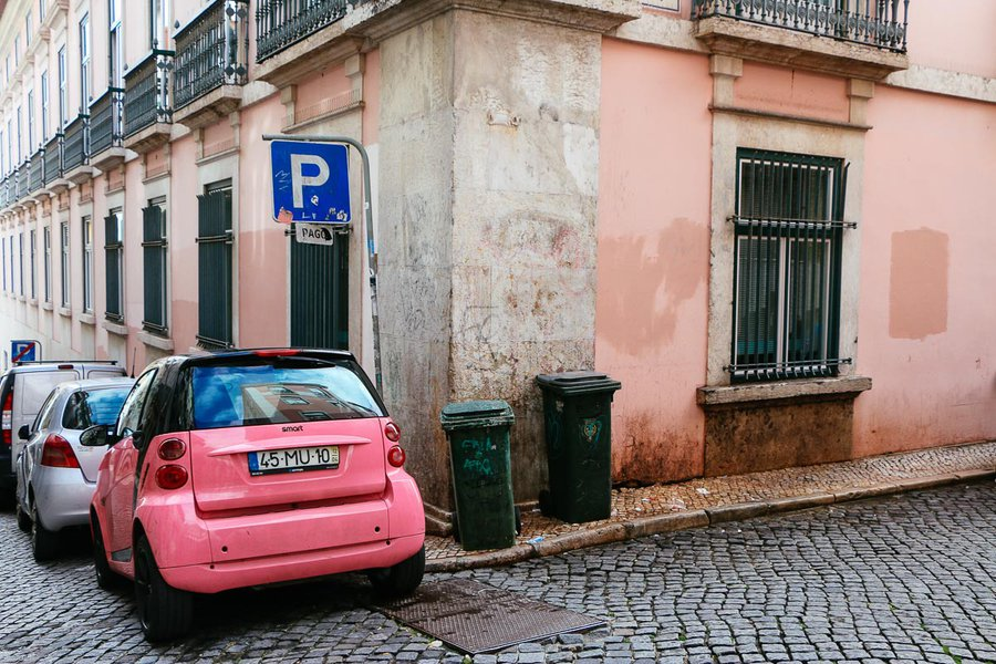 Portugal is Pink