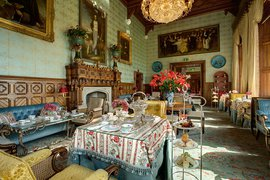 The Connaught Room at Ashford Castle.