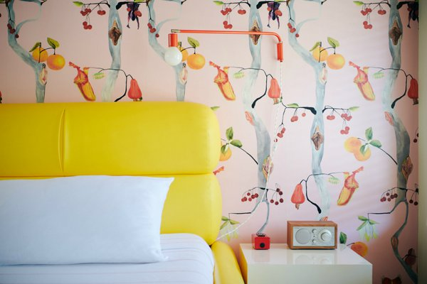 A room at Austin Motel