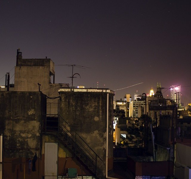 Buenos Aires After Dark