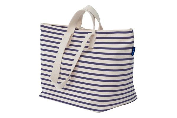 Baggu Sailor-Stripe Weekender