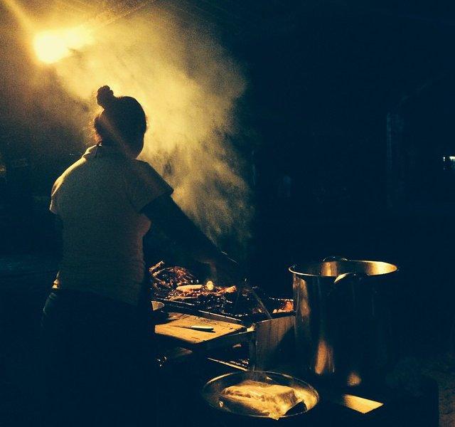 BBQ in Bali