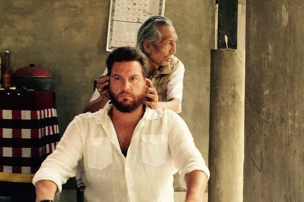 Massage with Shaman