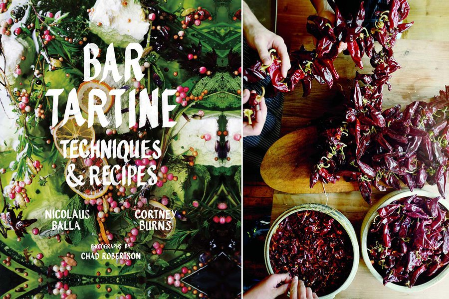 """Bar Tartine: Techniques & Recipes"""