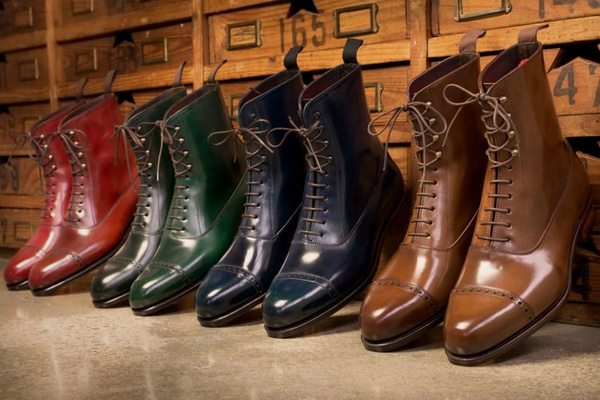 Boots at Carmina.