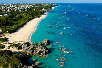 Horseshoe Bay Beach, Bermuda.