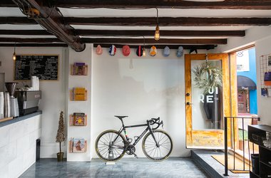 Victoire Cafe + Cycle Club